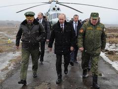 Путин ввел в действие план обороны России на ближайшие пять лет