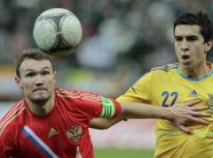Сборным Украины и России запретили играть в одной группе на Евро-2016
