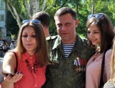 Захарченко  призвал студентов совершать добрые дела