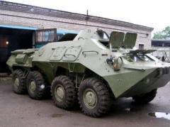 В Москве неизвестные сдали в ломбард БТР (ВИДЕО)