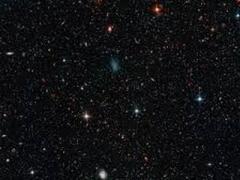 Астрономы нашли самые старые галактики во Вселенной