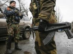 Боевики продолжают кошмарить мирные населенные пункты Донетчины, - штаб АТО