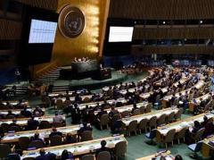 Российские дипломаты читали одну и ту же речь в ООН  восемь лет