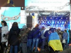 """Майданные страдания: сегодня были срыв концерта и традиционная """"Ганьба!"""""""
