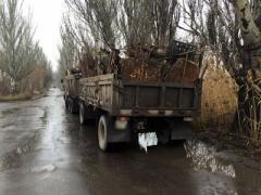 В Донецкой области задержали 30 тонн металла-нелегала