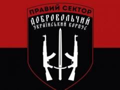 """""""Правый сектор"""" объявил мобилизацию из-за бойни на Донбассе и объяснился по поводу взрыва, ударившего по Крыму"""