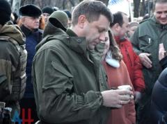 В Украине чтили память жертв Голодомора, а в Донецке ДНРовцы устроили фестиваль еды