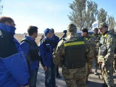Украинская сторона СЦКК опровергает информацию о якобы обстреле ВСУ Донецка