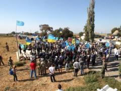 Активисты грозят блокадой Керченской переправы
