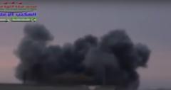 Российская авиация разбомбила гуманитарную пекарню для беженцев в Сирии