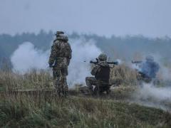 Боевики сосредоточили огонь на донецком направлении