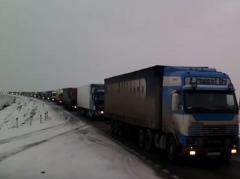 Дальнобойщики пообещали сегодня остановить движение в Москве