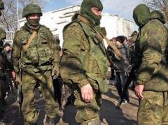 На оккупированном Донбассе находится 8 тысяч кадровых российских военных - из отчета Минобороны
