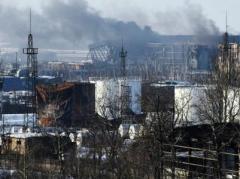 В Донецке, Марьинке и Красногоровке снова горячо - боевики начали вечерние обстрелы