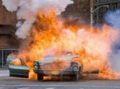 В Донецкой области подорвался автомобиль с военнослужащими