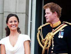 У принца Гарри и Пиппы Миддлтон роман, а королева недовольна