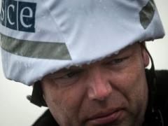 """Украина и """"ЛНР"""" передали ОБСЕ информацию об отведенном вооружении , а """"ДНР""""  - нет"""