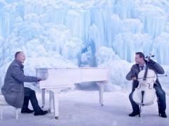 Удивительный микс из классики Вивальди и  песни Let It Go трогает душу (ВИДЕО)