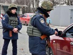 На блокпостах Донетчины тормознули 6 гранат и 300 патронов
