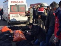 Кошмар в Турции: погибло 11 студентов, ехавших на экзамен