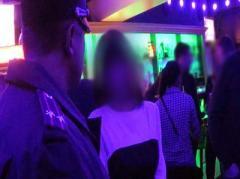 В Мариуполе полиция пошла по клубам