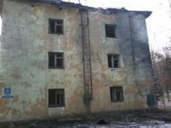 В России крылатая ракета упала на жилой дом
