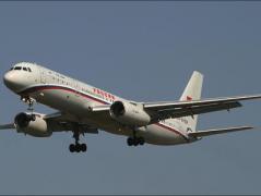 Российский самолет-разведчик вторгся в воздушное пространство Украины