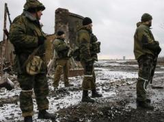 На позиции перед Марьинкой зашло новое подразделение боевиков