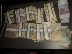 """В КПВВ """"Зайцево"""" задержали женщину, которая пыталась перевезти в """"ДНР"""" валюту на сумму 95 тыс.грн."""
