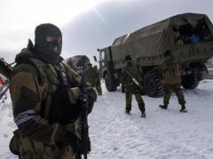 В сети появилось видео предновогоднего Донецка (ВИДЕО)
