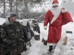 Бойцы АТО трогательно  поздравили украинцев (ВИДЕО)