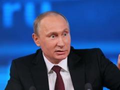 """""""Все смотрят только на тебя"""": Путина сняли в новогоднем клипе (ВИДЕО)"""