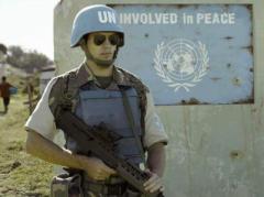 На Донбассе могут появиться миротворцы