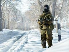 """Из-за сильных холодов 16 мариупольцев замерзли на улицах города, а военные в секторе """"М"""" готовы к трескучим морозам"""