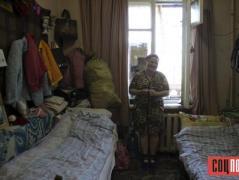 Переселенцев из Донбасса выселяют из киевского общежития