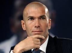 Зидан стал главным тренером  «Реала»