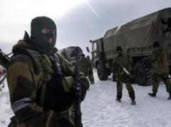 """Сегодня днем пророссийские боевики обстреляли  поселок в """"серой зоне"""" недалеко от  Мариуполя"""