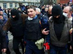 Защитник украинского флага в Горловке получил высокую должность в полиции,  - Аваков