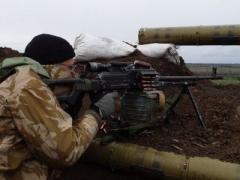 20 против 36: силы АТО и оккупанты померелись обстрелам
