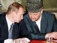 Путина назвали убийцей отца Кадырова (ВИДЕО)