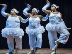 "На Кубе балерины-толстушки танцуют ""Лебединое озеро"""