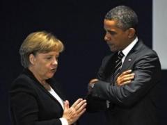 Меркель и Обама настаивают на ускорении выполнения  минских договоренностей