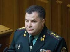 Полторак намерен протестировать качество сухпайков на офицерах Генштаба