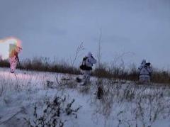 В зоне АТО боевики активно проводят разведку и минируют местность