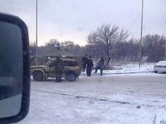 Испытание блокпостами: за 14 часов  человек преодолел расстояние в 40км из оккупированной Горловки в украинский Артемовск