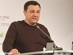 """Боевики не контролируют ""столицу ДНР"" , - Тымчук"
