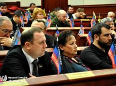 """Сегодня вступил в силу закон """"ДНР"""",  по которому депутаты будут получать зарплату в зависимость от их активности"""
