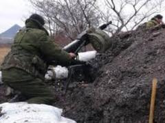 Боевики понесли серьезные потери под Горловкой, - разведка
