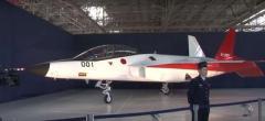 Представлен первый японский истребитель-невидимка