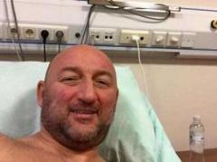 Известный автогонщик и волонтер снова перенес операцию на сердце